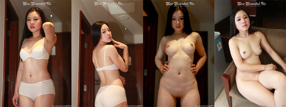 Chinese model nude Beautiful